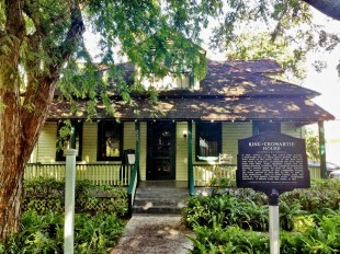 The King Cromartie House