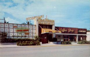 Seahorse Restaurant, Las Olas Boulevard